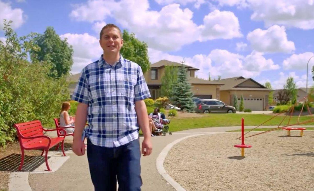 A screenshot from Scheer 2017 campaign video
